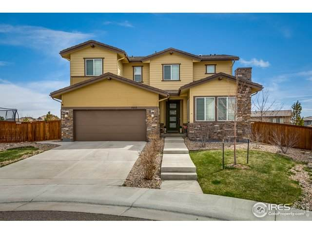 14018 Touchstone St, Parker, CO 80134 (MLS #910752) :: 8z Real Estate