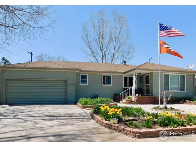3027 High Dr, Evans, CO 80620 (MLS #910764) :: Bliss Realty Group