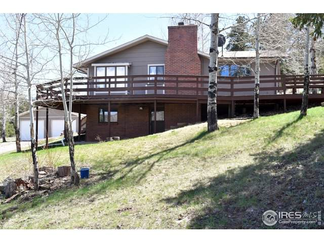 257 Snow Top Dr, Drake, CO 80515 (MLS #910812) :: 8z Real Estate