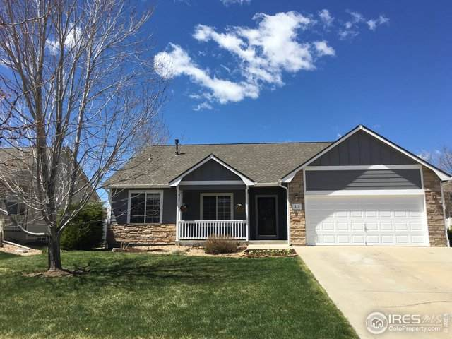 315 7th St, Mead, CO 80542 (MLS #910822) :: J2 Real Estate Group at Remax Alliance