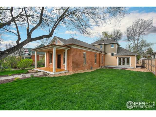 324 Park St, Fort Collins, CO 80521 (MLS #910828) :: Downtown Real Estate Partners