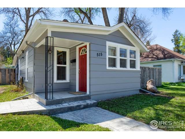 515 E Mulberry St, Fort Collins, CO 80524 (MLS #910879) :: Keller Williams Realty