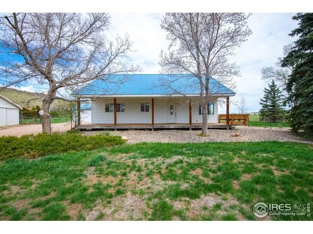 4732 W County Road 56, Laporte, CO 80535 (MLS #910886) :: Hub Real Estate