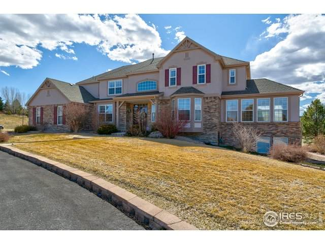 12615 S Robinson Ranch Dr, Parker, CO 80134 (MLS #910913) :: Jenn Porter Group