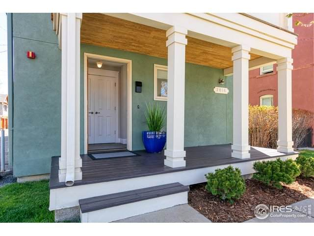 2016 18th St, Boulder, CO 80302 (MLS #910926) :: Downtown Real Estate Partners