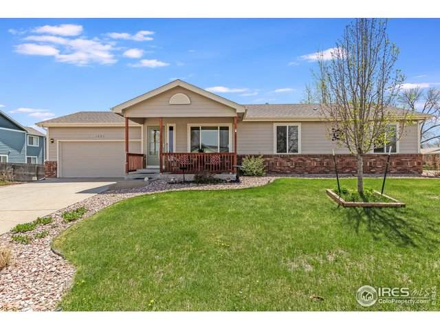 1680 Heather Dr, Loveland, CO 80537 (MLS #910964) :: 8z Real Estate