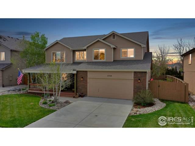 2709 Stonehaven Dr, Fort Collins, CO 80525 (MLS #910974) :: Bliss Realty Group