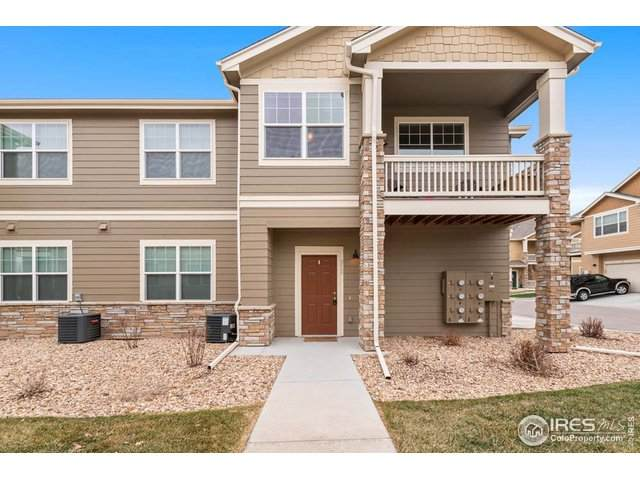 6915 W 3rd St #312, Greeley, CO 80634 (MLS #910975) :: Hub Real Estate