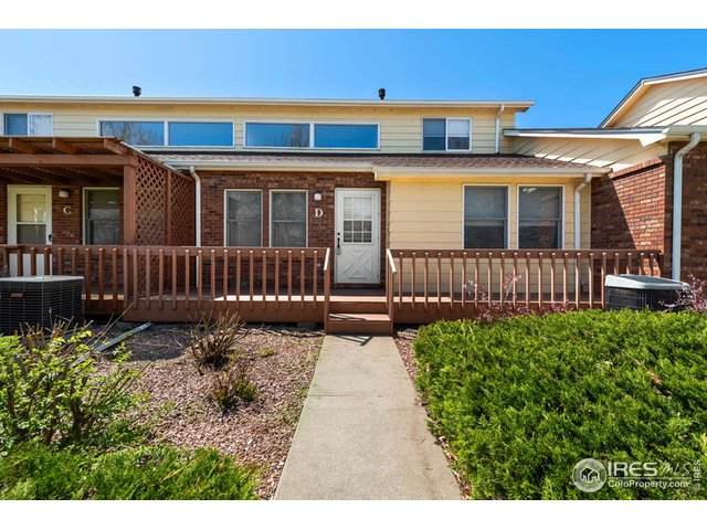 3500 Laredo Ln D, Fort Collins, CO 80526 (MLS #910991) :: Colorado Home Finder Realty