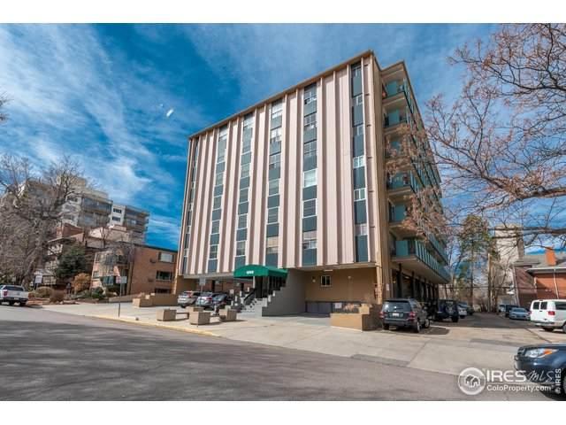 1265 Race St #506, Denver, CO 80206 (MLS #911001) :: 8z Real Estate