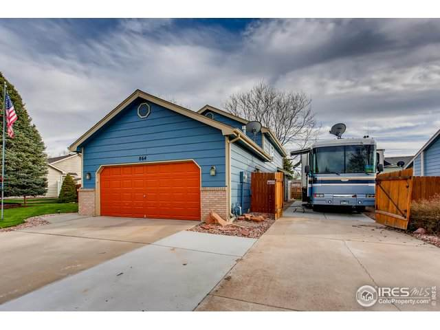 864 N Greeley Ave, Johnstown, CO 80534 (MLS #911017) :: 8z Real Estate