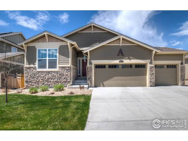 6105 Marble Mill Pl, Frederick, CO 80516 (MLS #911131) :: Tracy's Team