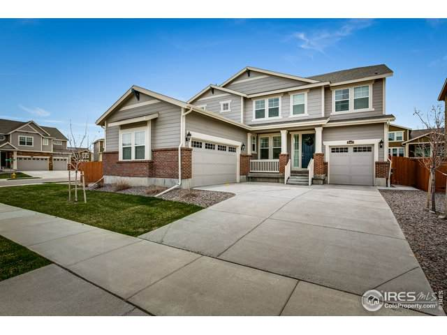10463 Isle St, Parker, CO 80134 (MLS #911143) :: 8z Real Estate