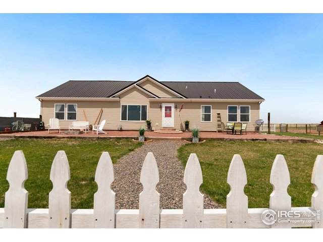 56514 County Road 21, Carr, CO 80612 (MLS #911173) :: Kittle Real Estate