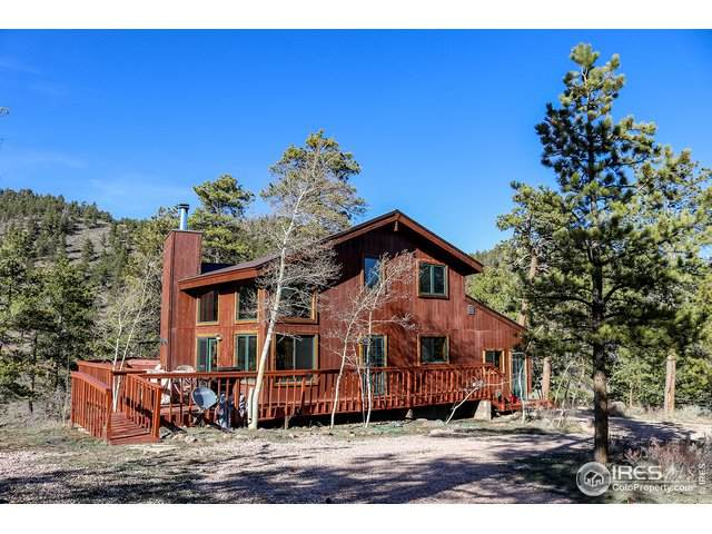 472 Ute Ct, Red Feather Lakes, CO 80545 (MLS #911243) :: Kittle Real Estate