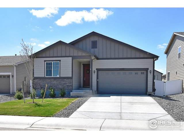 5540 Bexley Dr, Windsor, CO 80550 (MLS #911294) :: Bliss Realty Group