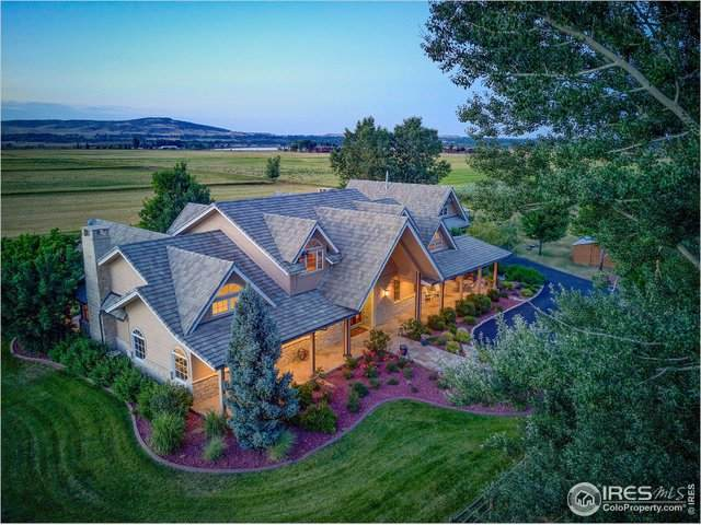 5101 Saint Vrain Rd, Longmont, CO 80503 (MLS #911339) :: Fathom Realty