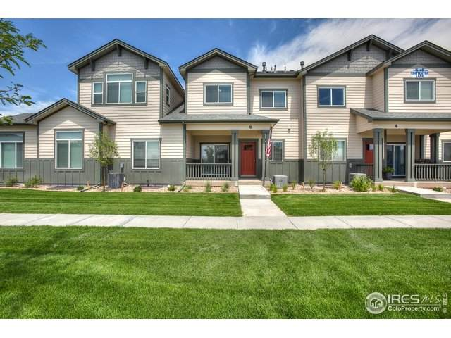 4147 Crittenton Ln #6, Wellington, CO 80549 (MLS #911354) :: Hub Real Estate