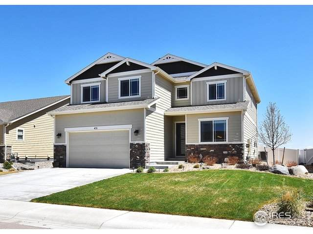 431 Surrey Rdg, Eaton, CO 80615 (#911401) :: Kimberly Austin Properties