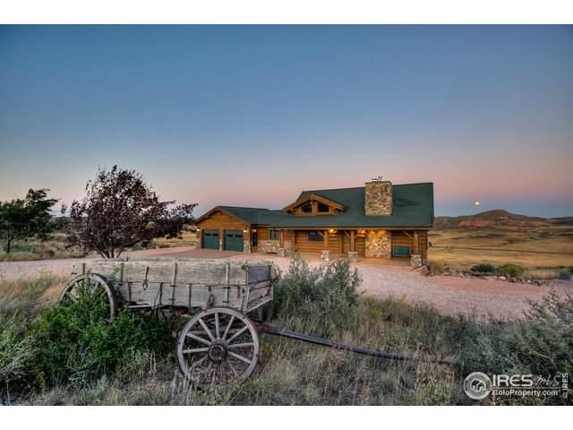 13024 Owl Canyon Trl, Laporte, CO 80535 (MLS #911433) :: Hub Real Estate