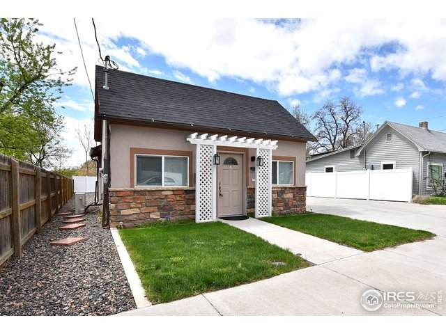 370 W 1st St, Loveland, CO 80537 (MLS #911443) :: 8z Real Estate