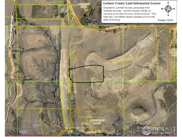 0 K & J Rd, Berthoud, CO 80513 (MLS #911475) :: 8z Real Estate