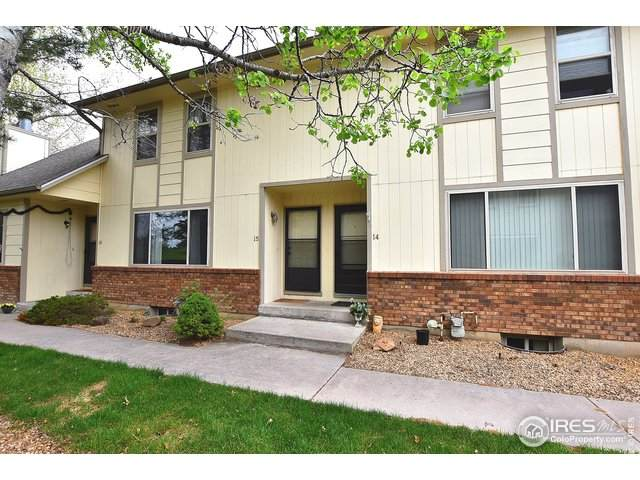 907 44th Ave Ct #15, Greeley, CO 80634 (MLS #911496) :: J2 Real Estate Group at Remax Alliance