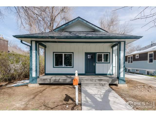 734 Gay St, Longmont, CO 80501 (MLS #911502) :: J2 Real Estate Group at Remax Alliance