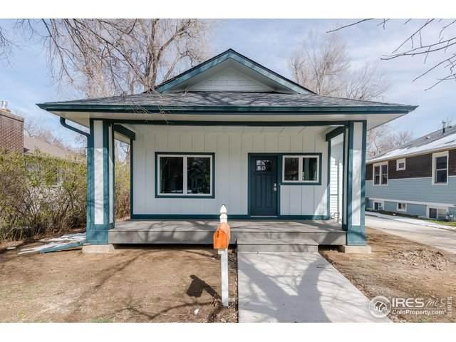 734 Gay St, Longmont, CO 80501 (MLS #911502) :: Jenn Porter Group