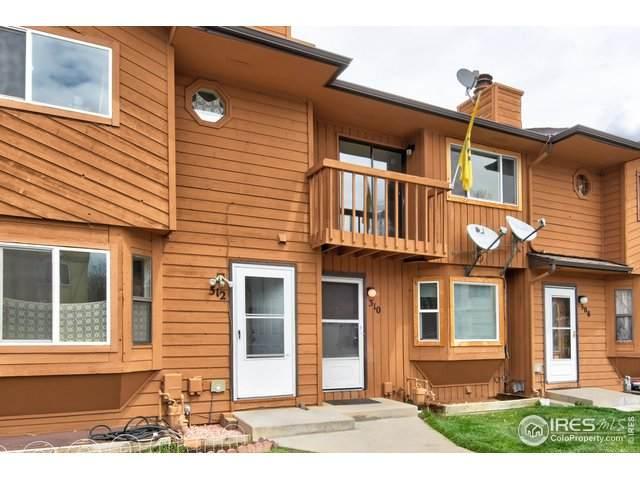 310 Southridge Pl, Longmont, CO 80501 (#911528) :: Kimberly Austin Properties