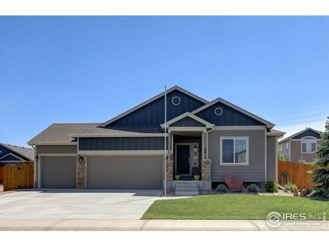 9014 Harlequin Cir, Frederick, CO 80504 (MLS #911573) :: 8z Real Estate