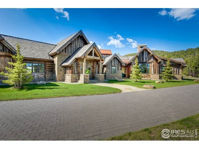 30153 Wild West Trl, Evergreen, CO 80439 (MLS #911578) :: Wheelhouse Realty
