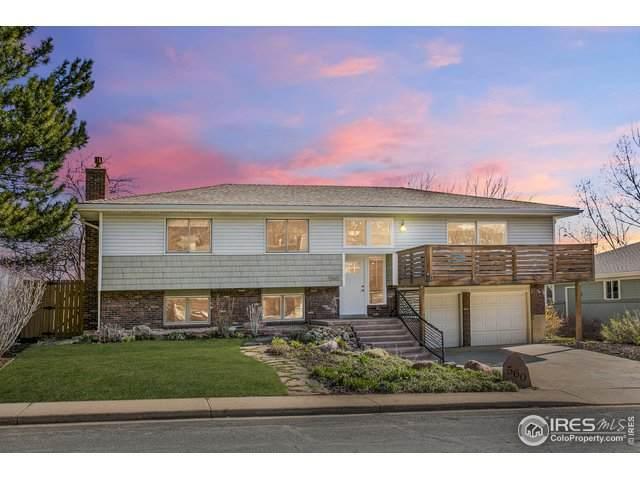 560 Ithaca Dr, Boulder, CO 80305 (MLS #911579) :: Kittle Real Estate