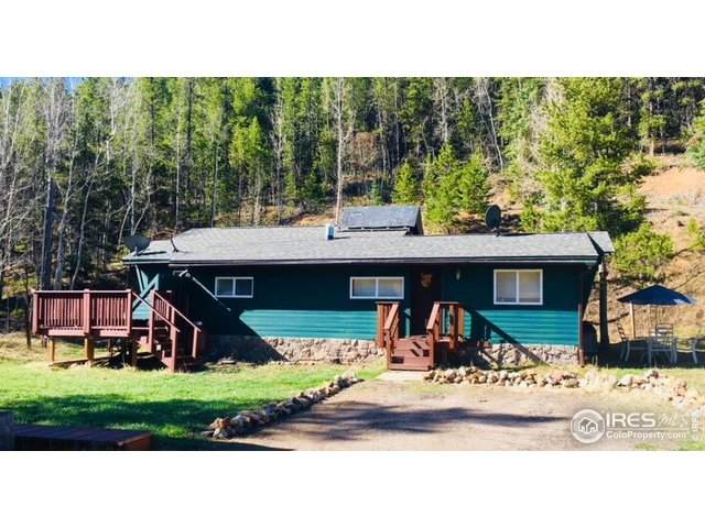 5484 Highway 72, Black Hawk, CO 80422 (#911603) :: Re/Max Structure