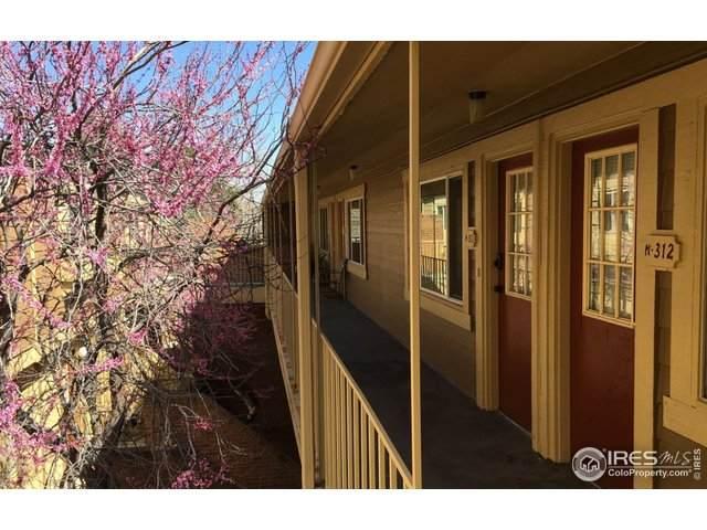 3009 Madison Ave #312, Boulder, CO 80303 (MLS #911619) :: J2 Real Estate Group at Remax Alliance