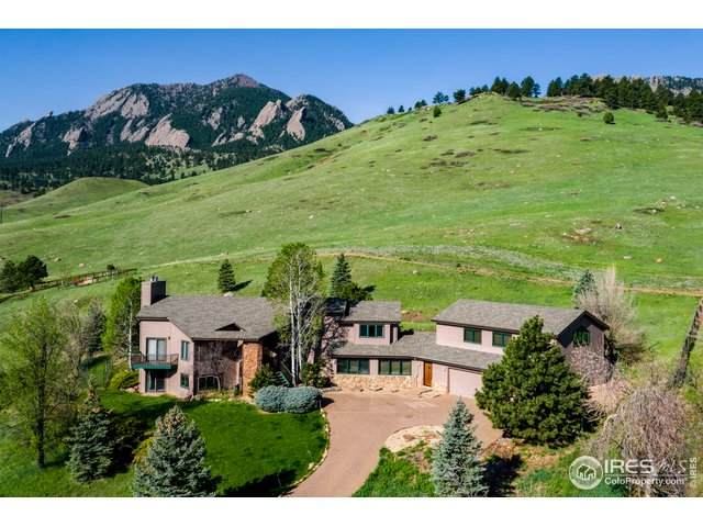 2100 Goddard Pl, Boulder, CO 80305 (MLS #911627) :: The Sam Biller Home Team