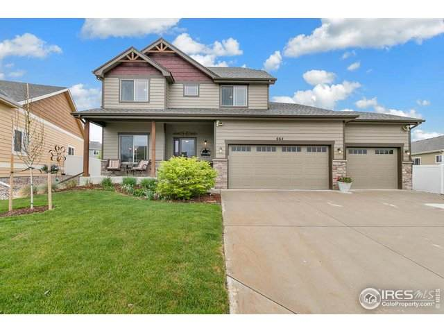 664 Goose Lake Ct, Windsor, CO 80550 (MLS #911631) :: Bliss Realty Group