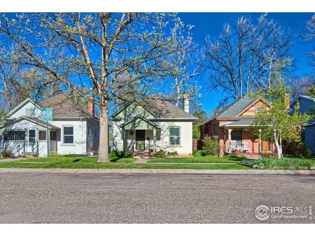 220 S Whitcomb St, Fort Collins, CO 80521 (MLS #911638) :: Jenn Porter Group