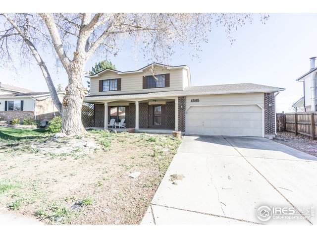 4565 E 122nd Ave, Thornton, CO 80241 (#911641) :: The Griffith Home Team