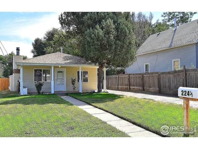 224 S Washington Ave, Loveland, CO 80537 (MLS #911690) :: 8z Real Estate