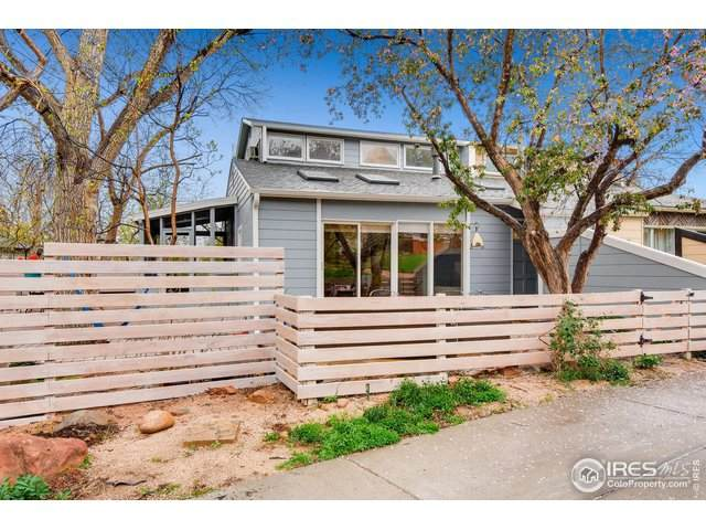 2702 6th St, Boulder, CO 80304 (MLS #911697) :: J2 Real Estate Group at Remax Alliance