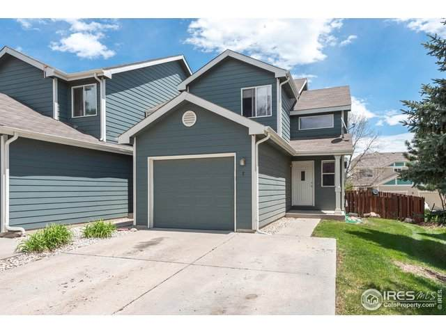 1018 Tierra Ln C, Fort Collins, CO 80521 (MLS #911705) :: J2 Real Estate Group at Remax Alliance