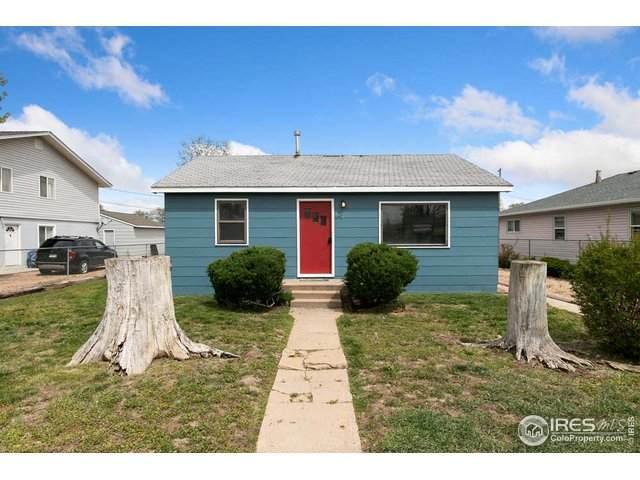 3512 Empire St, Evans, CO 80620 (MLS #911712) :: 8z Real Estate