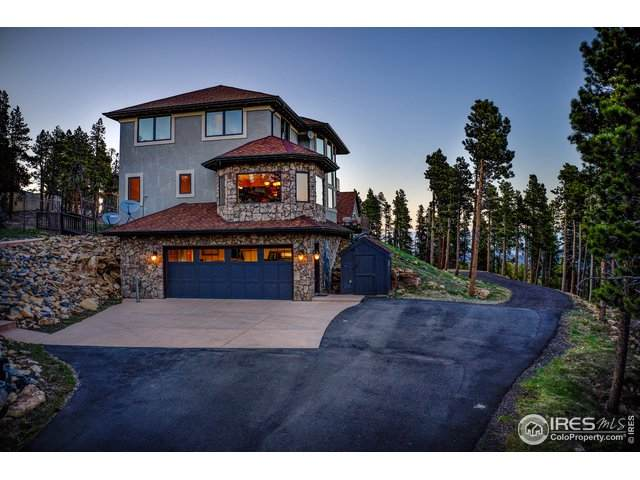 33459 Lyttle Dowdle Dr, Golden, CO 80403 (MLS #911722) :: Bliss Realty Group