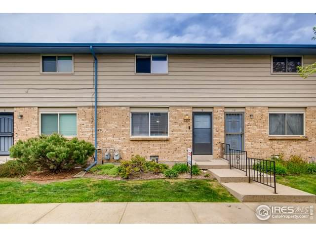 5230 Garrison St #9, Arvada, CO 80002 (#911735) :: The Dixon Group
