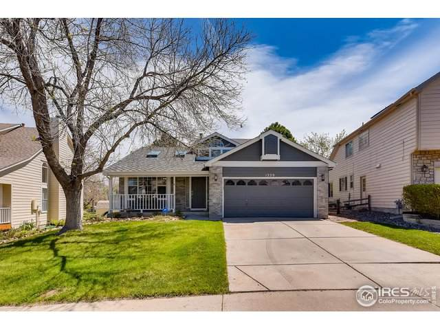 1339 E 131st Dr, Thornton, CO 80241 (MLS #911745) :: Colorado Home Finder Realty