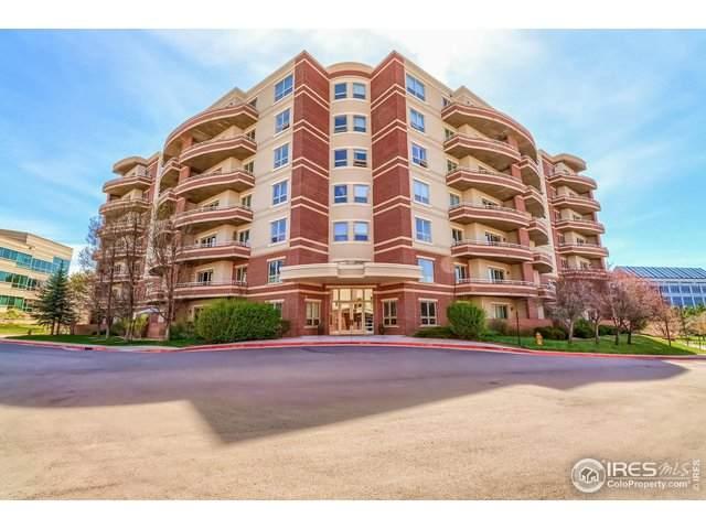 4875 S Monaco St #510, Denver, CO 80237 (MLS #911749) :: 8z Real Estate