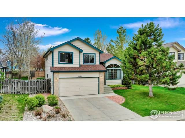 1421 Lincoln Cir, Longmont, CO 80501 (MLS #911750) :: J2 Real Estate Group at Remax Alliance