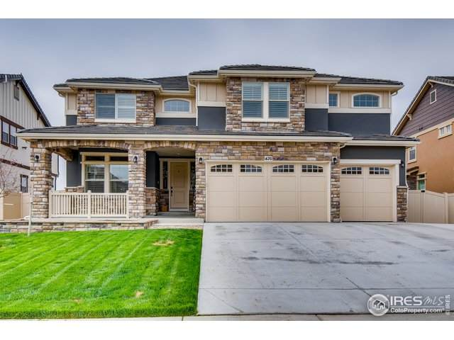 426 Painted Horse Way, Erie, CO 80516 (MLS #911755) :: Downtown Real Estate Partners