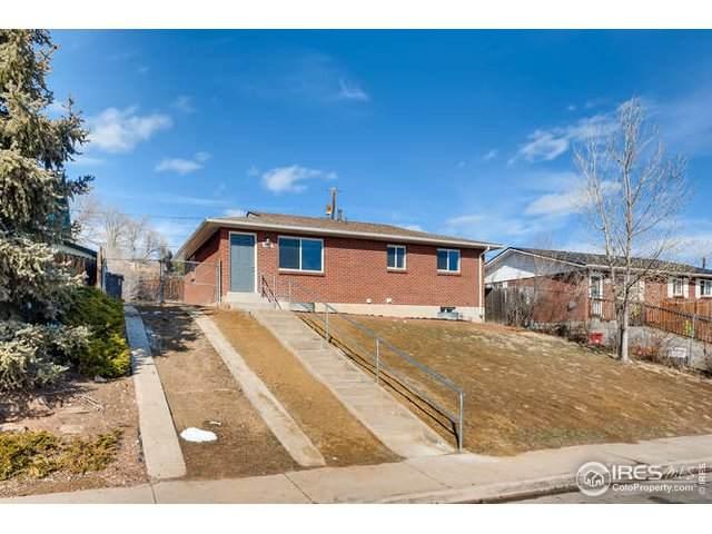 2571 W Cornell Ave, Denver, CO 80236 (MLS #911782) :: 8z Real Estate